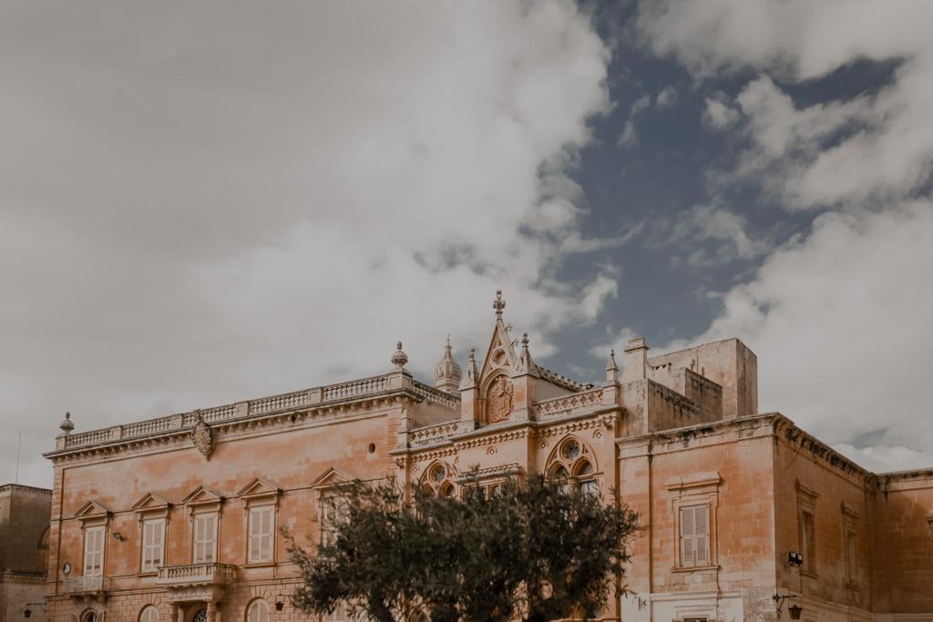 Malta - piękne zabytki