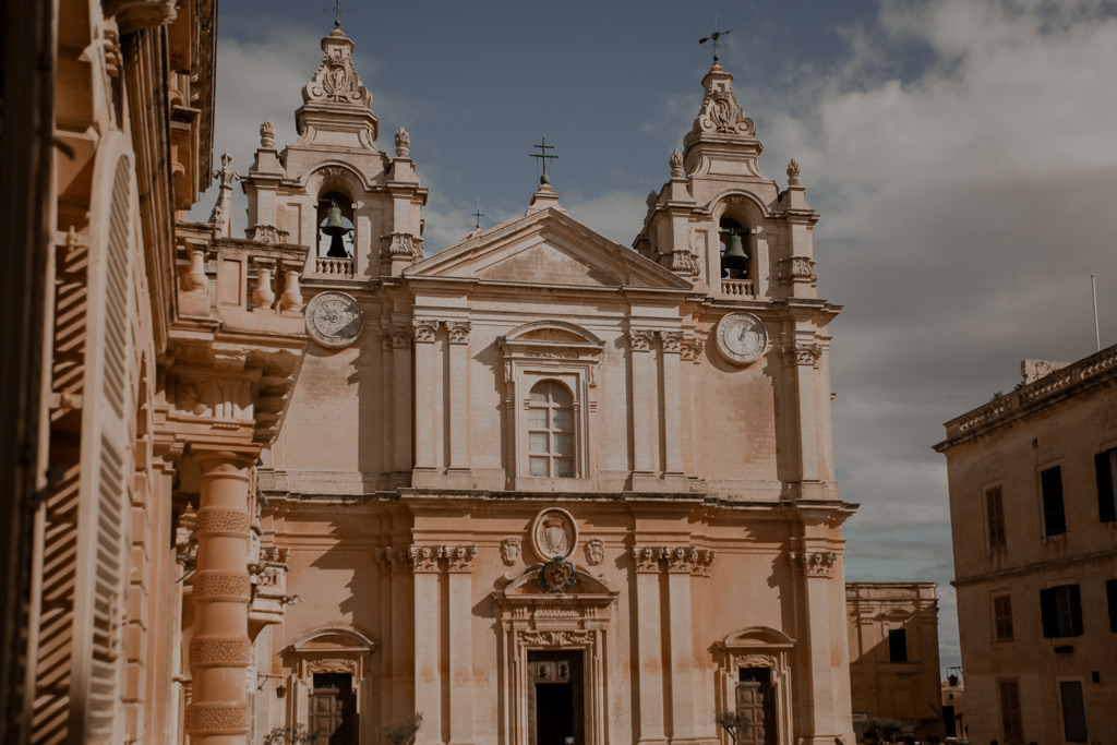 Kościoły na Malcie