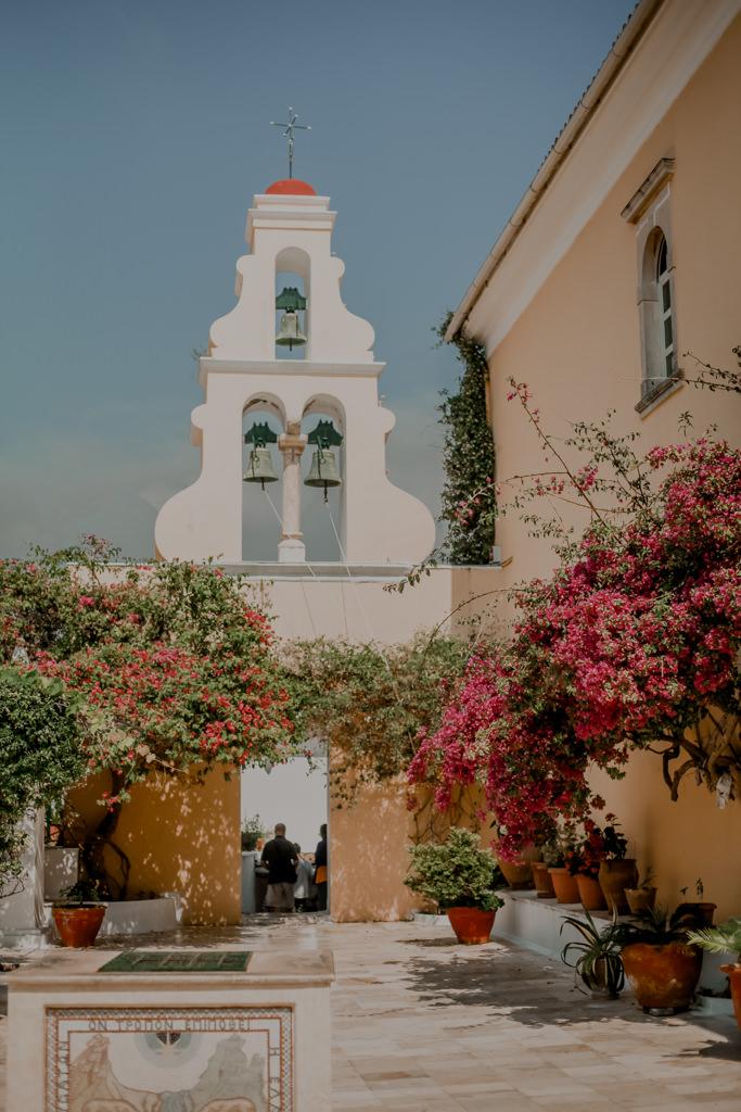 Kolory wyspy Korfu