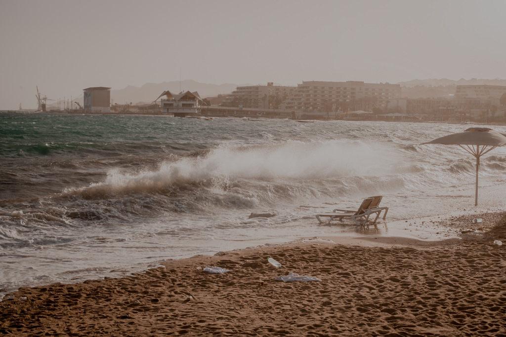 Plaże w Ejlacie. Ciekawe miejsca Eilat