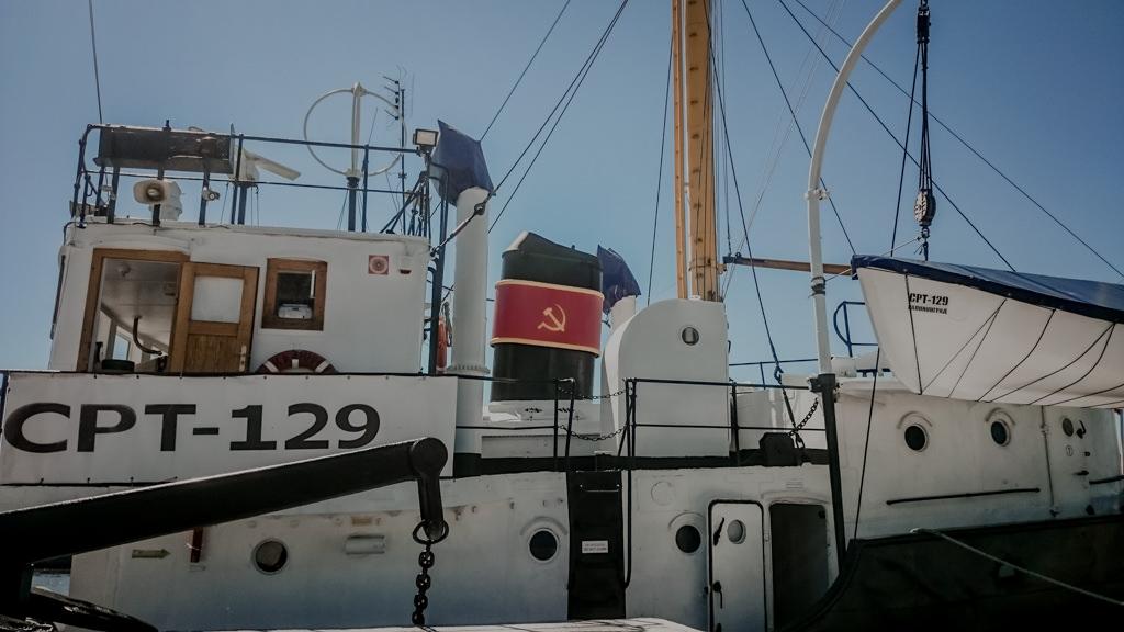 Muzeum Światowego Oceanu w Kaliningradzie