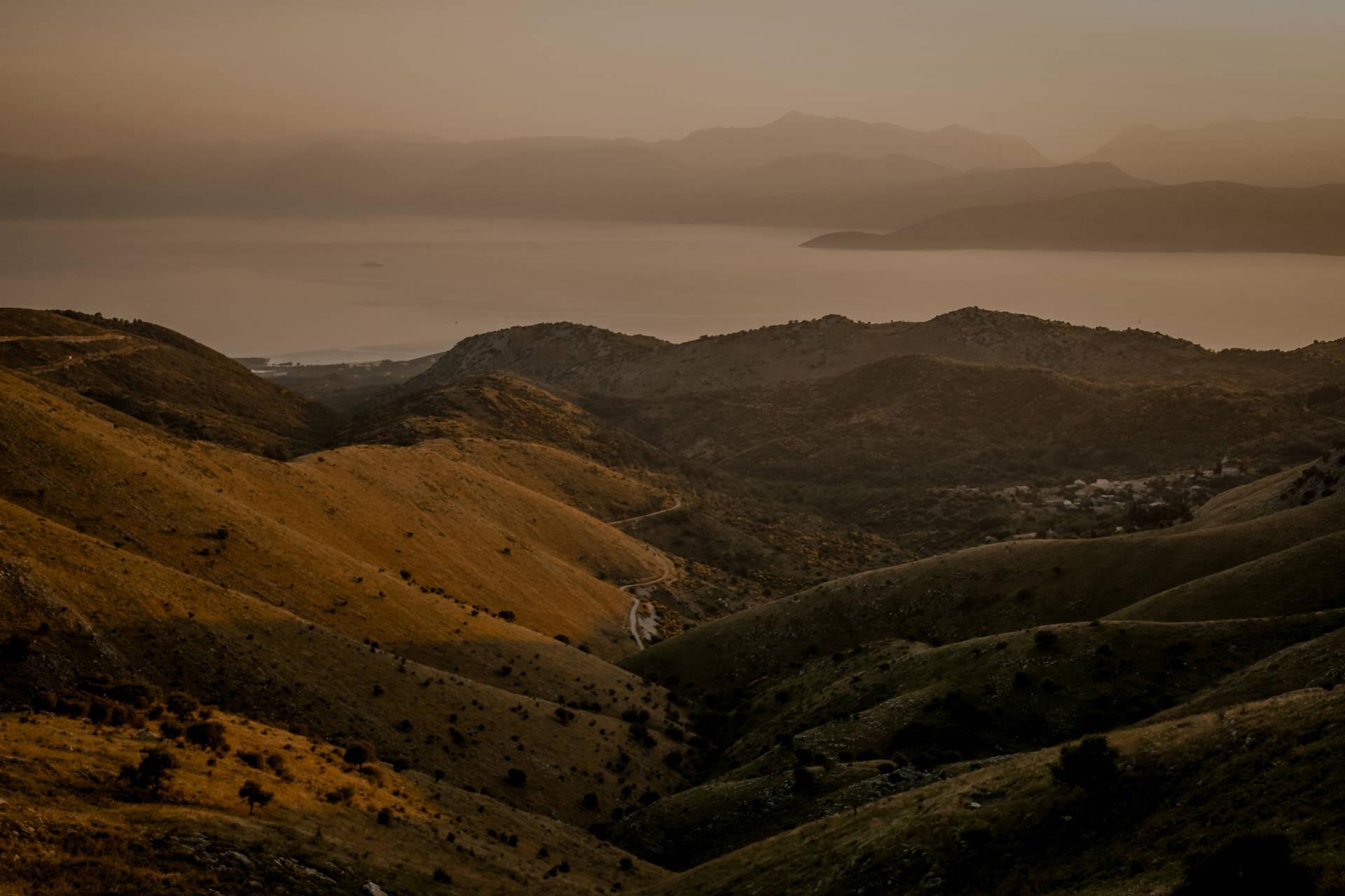 Najlepsze atrakcje na Korfu. Góra Pantokrator