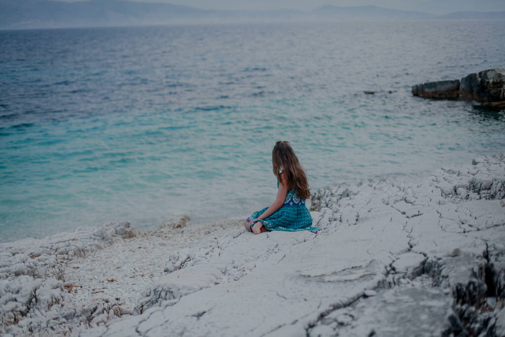 Plaża Kassiopi Korfu