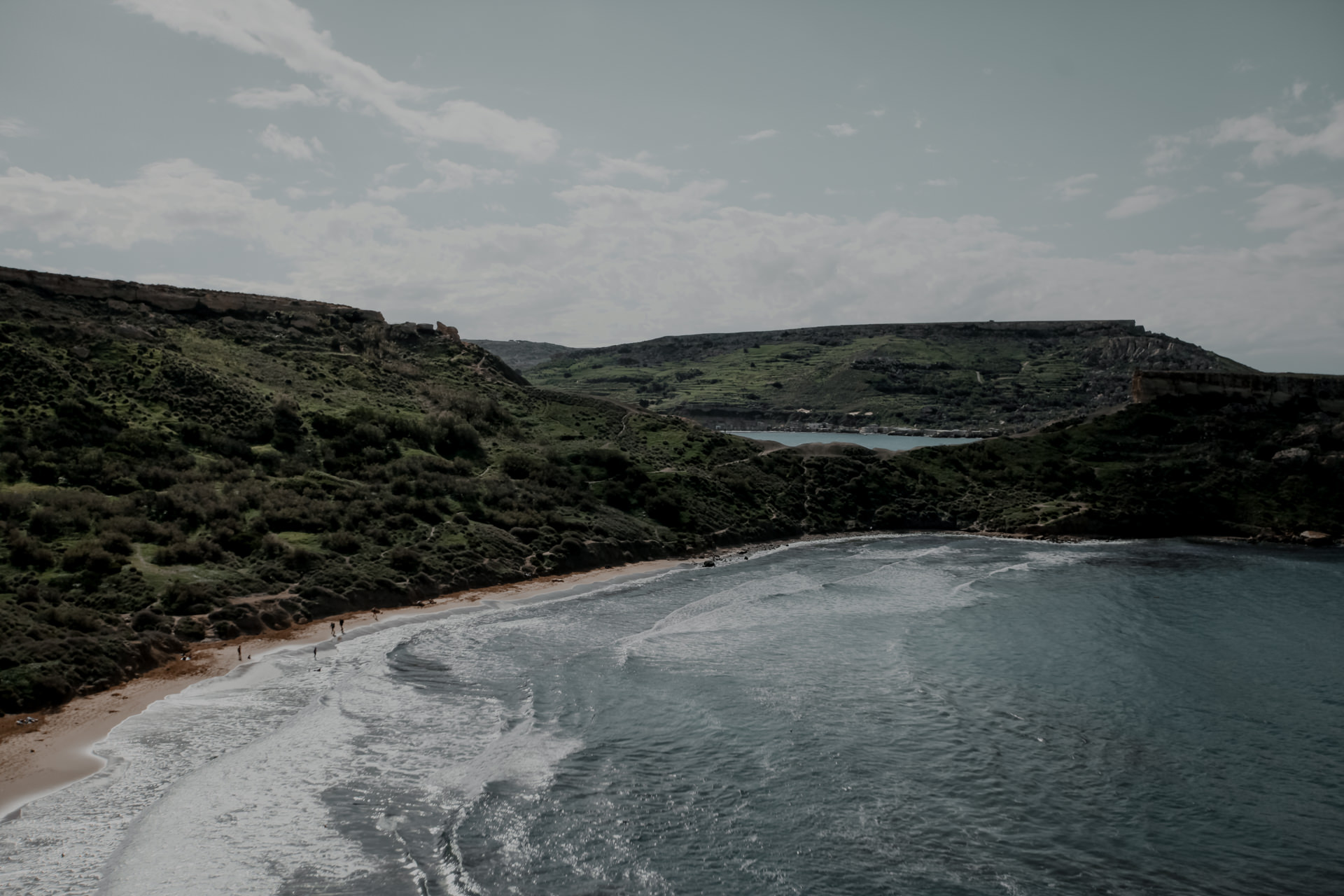 Najlepsze plaże na Malcie