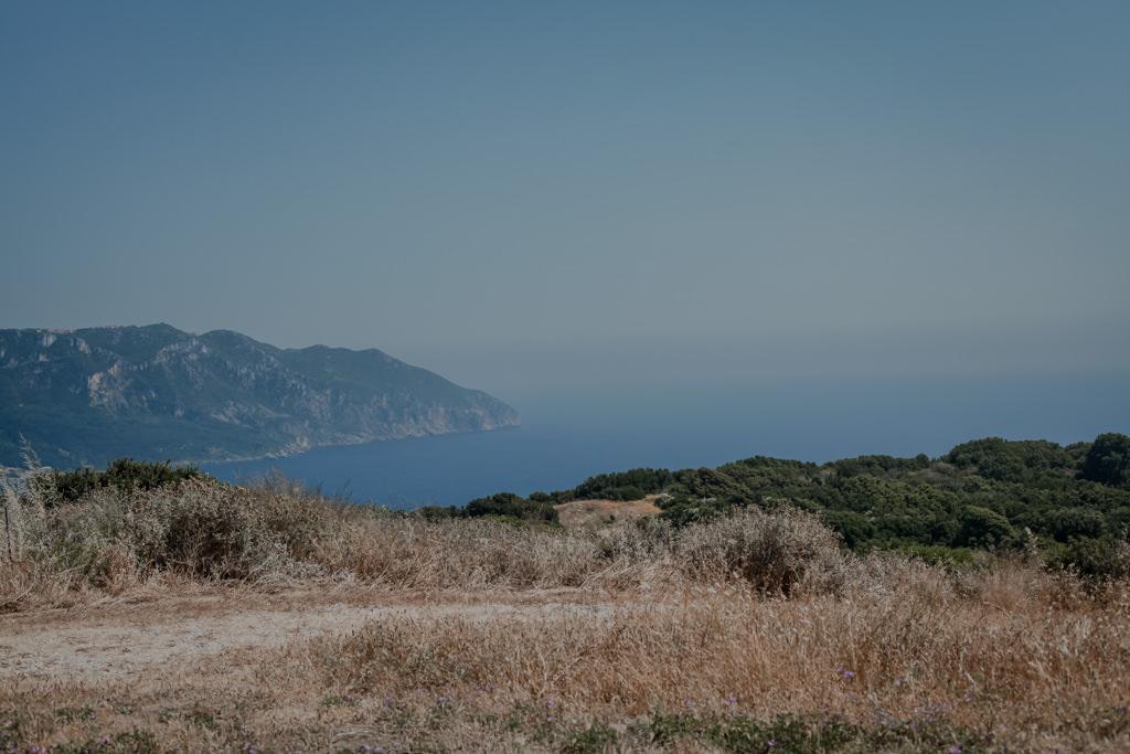 Korfu plaże - Kanał Miłości