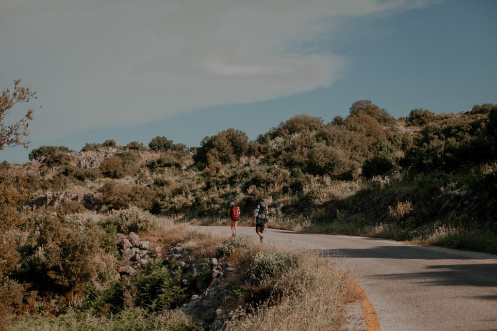 Góra Pantokrator. Atrakcje na Korfu