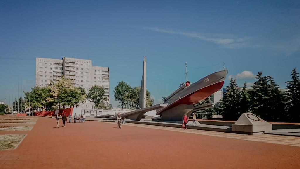 Rakieta Kaliningrad, rakiety w Kaliningradzie