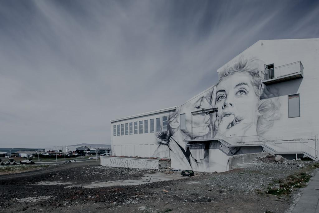 Murale w Reykjaviku. Co zobaczyć w stolicy Islandii?