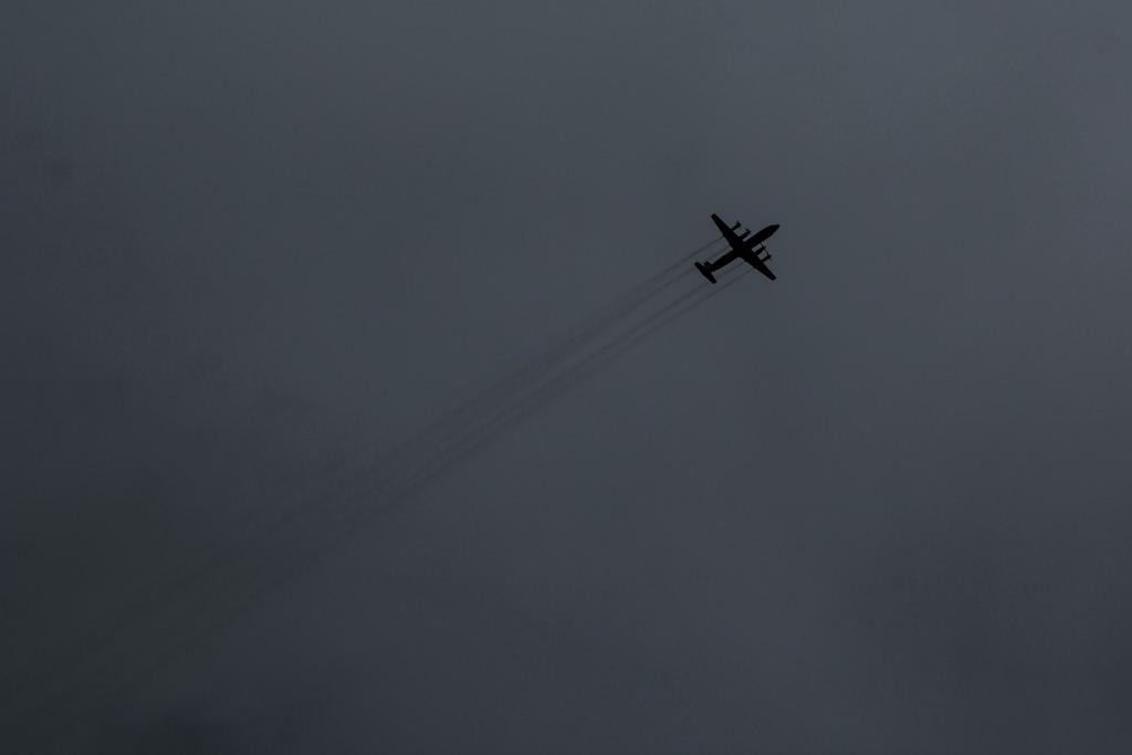 Samoloty wojskowe w Kaliningradzie