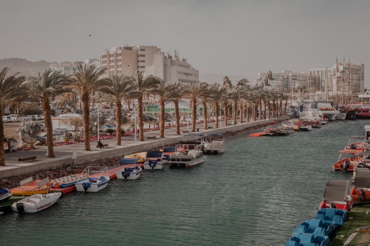 Tanie podróżowanie po Izraelu i Ejlacie
