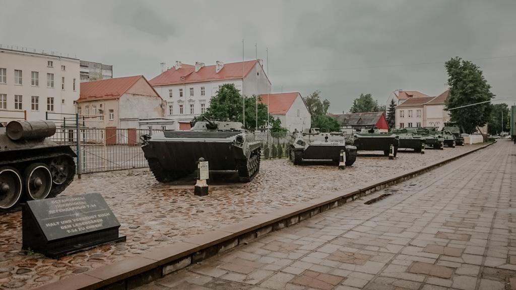 Wojsko w Kaliningradzie