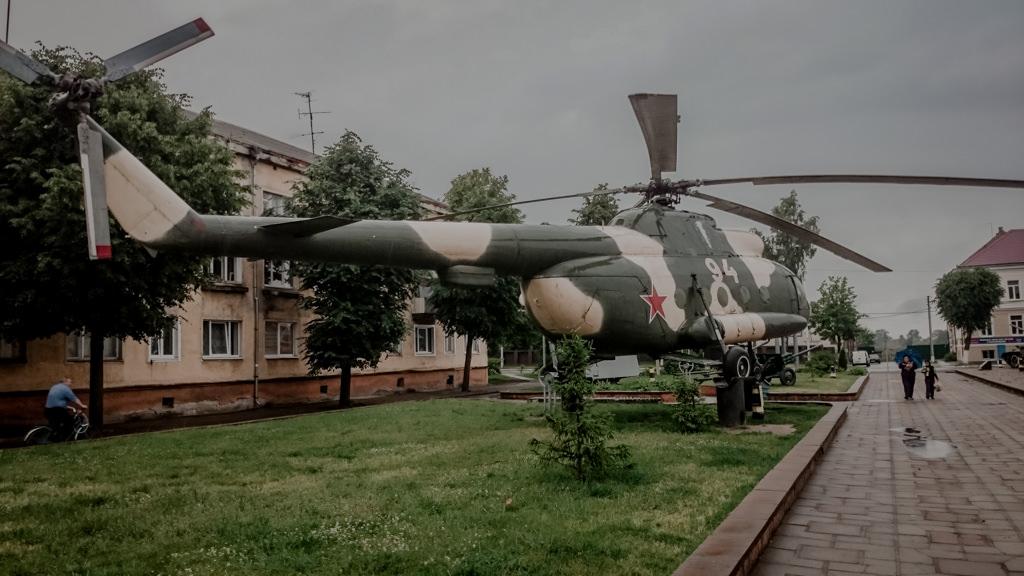 Wojsko w Sowiecku - muzeum
