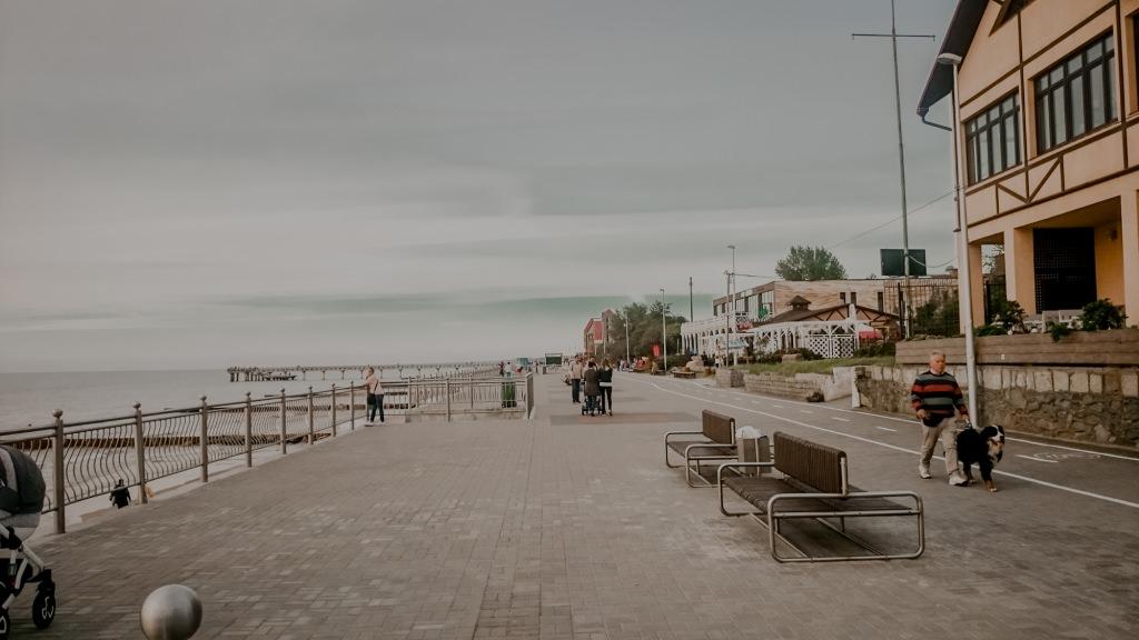 Zelenogradsk - plaża, atrakcje
